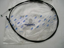 Ford Escort Mk4+ RS Turbo 1986-90 NEW Bonnet CABLE Assy  Genuine Part 1643604