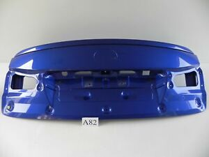 2008 LEXUS IS F REAR TRUNK LID HATCH TAILGATE WITH SPOILER BLUE 624 #A82 A