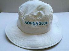 Athens 2004 Greek Olympic Games Adidas Volunteer Hat