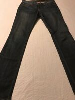 Lucky Brand Women's Jeans Lola Boot Jean Stretch Jeans Size 4 Or 27 X 33