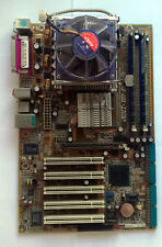 Abit IS7-E2 Motherboard with Celeron D 340 2.93GHz CPU and 2GB RAM - Test OK!