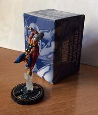 HeroClix Supernova #216  DR. DONALD BLAKE  LE GOLD RING MARVEL ( THOR ) + BOX