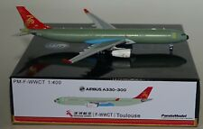 Panda Models PM-F-WWCT Airbus A330-343 Shenzhen Airlines F-WWCT in 1:400