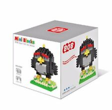New Black Brird Mini Blocks hot building - 199 pcs Sealed box