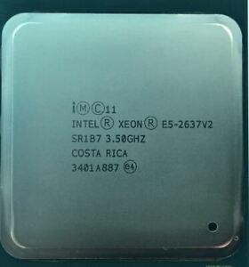 Intel Xeon Processor E5-2637v2 3.50 GHz 15MB SmartCache