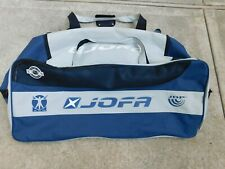 "Jofa Nhl Center Ice Hockey Equipment Bag Large Size 36""X'17X""15"