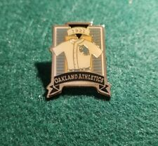 Oakland Athletics A's Unocal 76 1921 Jersey Pin