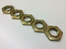 Hexagon Plain Nut (5 Each) 10894581 Cadmium Chamfered Aviation