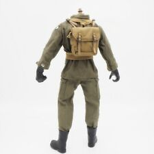 "1/6 Scale Soldier Clothes Backpack Belt Jacket For 12"" Military Action Figure WW"