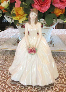 """ROYAL WORCESTER Figurine  """" A Day to Remember """"     22cm or 8.75 inches"""