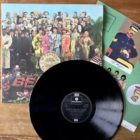 The Beatles ~ Sgt Peppers (Parlophone PCS 7027) 1974 French Vinyl Contract Press