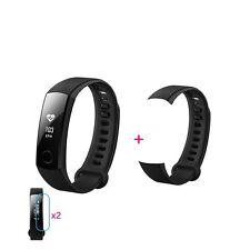 Huawei Honor  Smart Bracelet 3 Black( 2*Screen Stickers 1*Black Replace Band )