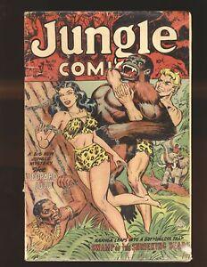 Jungle Comics # 155 Fair/Good Cond.