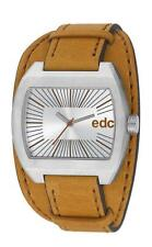 EDC by Esprit tough belt tobacco brown EE100821002 Analog  Leder Braun