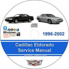 repair manuals literature for cadillac ebay rh ebay com 1999 Cadillac Eldorado 2003 Cadillac Eldorado