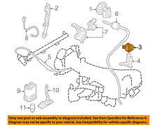 MITSUBISHI OEM 97-04 Diamante-Emission Vacuum Control Valve MR126976