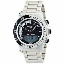 Tissot T026.420.11.051.00 Men's Sea -Touch Silver Quartz Watch