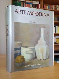 CATALOGO DELL'ARTE MODERNA ITALIANA NUMERO 23 - Giorgio Mondadori 1987