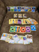 Pokemon Cards Mixed Lot Of 148, Years  2015 -2019 8 Holos, Just Opened Lot