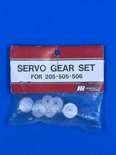 New ListingJr Racing Parts Jrr Ags505 Servo Gear Set 505 / 506