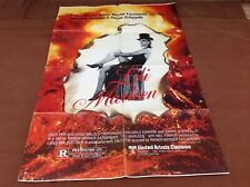 1981 Lili Marleen Original Movie House Full Sheet Poster