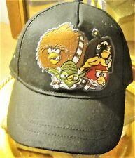 Star wars 2 hats angry Birds / Jar Jar  cap / empire strikes Movie watch LOT toy