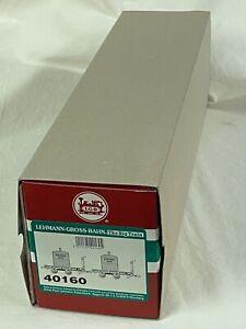 LGB FRR 40160 Propane Gas cars w Box and sleeve  OK# 901019