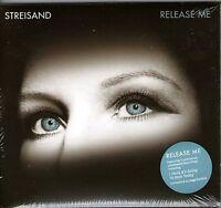 BARBRA STREISAND-Release Me 2012 CD-BRAND NEW-Still Sealed