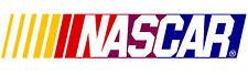 NASCAR DECAL STICKER AUFKLEBER Innen & Aussen 10cm X 2cm - WETTERFEST NEW