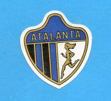PANINI CALCIATORI 1977/78 - Figurina n.1- ATALANTA - SCUDETTO -Recuperato
