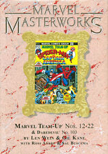 MARVEL MASTERWORKS MARVEL TEAM-UP VOL #2 HARDCOVER Comics DM VARIANT #181 HC