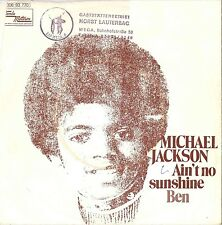 "#26 Michael Jackson Ben #2 (7"" Allemagne - 1972)"