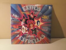 V.A Exitos y Estrellas | Los Babys, Los Freddys, Anamia, Prisma | LP SEALED NEW