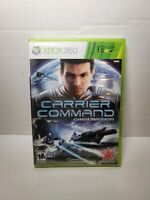 Carrier Command: Gaea Mission for Xbox 360 Brand New Factory Sealed game! A6