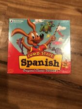 Learning PC games for kid,JumpStart Spanish, learning Spanish phrases words fun