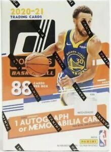 2020-21 Panini Donruss Basketball Blaster Box Factory Sealed/New