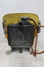 81 82 YAMAHA YZ125 H J RADIATOR FRONT NUMBER PLATE ASSEMBLY YZ 125 250 1981 1982