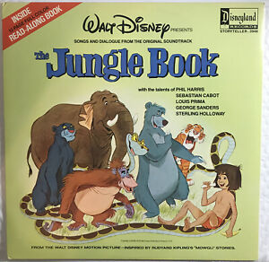 Disney's The Jungle Book with Read Along Book Storyteller 3948