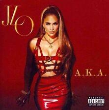 A.K.A. [Deluxe Edition] [PA] by Jennifer Lopez (CD, Jun-2014, Capitol)