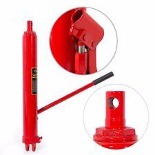 8 ton Long Manual Hydraulic Ram Jack Pump Engine Lift hoist Cherry Picker Red