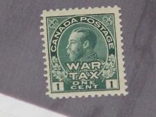 Canada War Tax, Scott# MR1, MNH