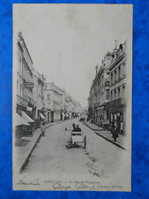 SAINT-LO  :  La Rue du Neufbourg..........VO.1903.