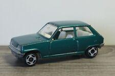 Renault 5 - Politoys E37 Italy 1:43 *39123