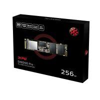 XPG SX8200 Pro M.2 2280 256GB PCIe NVMe Gen3x4 Internal Solid State Drive SSD