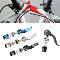 M6 M8 Quick Release Binder Bicycle Bike Seat Post Clamp Seatpost Skewer Bolt