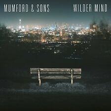 MUMFORD & SONS - WILDER MIND (LTD.DELUXE EDT.)  CD NEUF