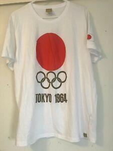 Tokyo 1964 Olympics T Shirt size XXL