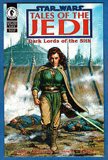 DARK LORDS OF THE SITH  # 5 (of 6) - Star Wars Tales Of The Jedi 1994 (vf)