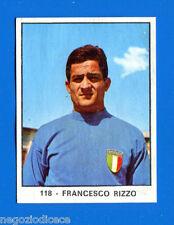 CAMPIONI DELLO SPORT 1966/67 - Figurina/Sticker n. 118 - FRANCESCO RIZZO -Rec