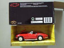 1967 Corvette - Motormax 1/24 scale model w fine details